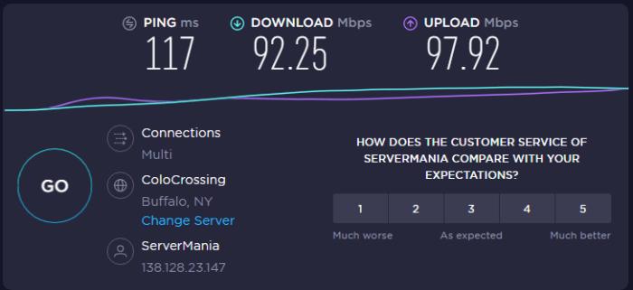 norton secure vpn speedtest usa